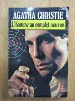 Anticariat: Agatha Christie - L'homme au complet marron