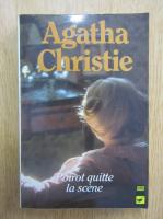 Anticariat: Agatha Christie - Poirot quitte la scene