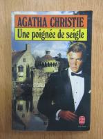 Anticariat: Agatha Christie - Une poignee de seigle