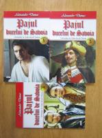 Alexandre Dumas - Pajul ducelui de Savoia (3 volume)