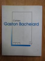 Anticariat: Cahiers Gaston Bachelard