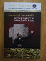 Anticariat: Dan Silviu Boerescu - Dramele si nenorocirile care au insangerat intaia familie a tarii (volumul 18)