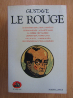 Gustave Le Rouge - Bouquins collection