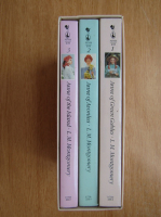 Lucy Maud Montgomery - Anne of Green Gables. Anne of Avonlea. Anne of the Island (3 volume)