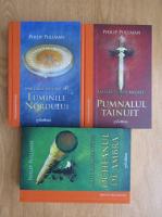 Philip Pullman - Materiile intunecate. Luminile Nordului. Pumnalul tainuit. Ocheanul de ambra (3 volume)