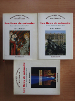 Anticariat: Pierre Nora - Les lieux de memoire. La Nation (3 volume)