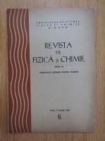 Anticariat: Revista de fizica si chimie, anul II, nr. 6, iunie 1965