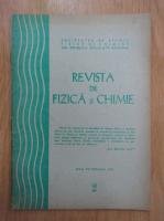 Anticariat: Revista de fizica si chimie, anul XVI, nr. 2, februarie 1979