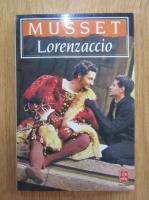 Anticariat: Alfred de Musset - Lorenzaccio