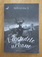 Anticariat: Alin Leanca - Legendele urbane