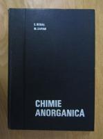 Anticariat: Edith Beral, M. Zapan - Chimie anorganica