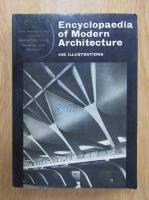 Anticariat: Gerd Hatje - Encyclopedia of Modern Architecture