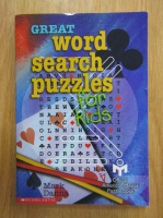 Anticariat: Mark Danna - Great Word Search Puzzles for Kids
