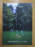 Anticariat: Adina Nanu - Monumente si pisici