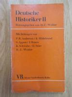 Anticariat: Deutsche Historiker (volumul 2)