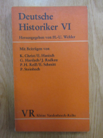 Anticariat: Deutsche Historiker (volumul 6)