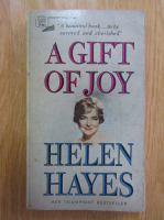 Anticariat: Helen Hayes - A Gift of Joy