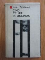 Anticariat: Horia Panaitescu - Cand te uiti in oglinda