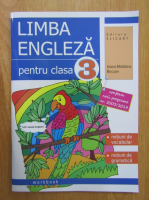 Anticariat: Ioana Madalina Bucsan - Limba engleza pentru clasa a III-a