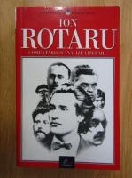 Anticariat: Ion Rotaru - Comentarii si analize literare