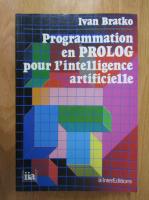 Ivan Bratko - Programmation en prolog pour l'intelligence artificielle