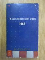 Anticariat: Martha Foley - The Best American Short Stories 1966
