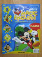 Revista Magic English, nr. 8, 2009