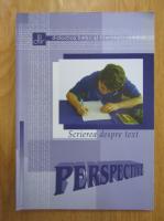 Revista Perspective, anul XI, nr. 2, 2010
