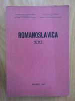 Anticariat: Romanoslavica (volumul 21)