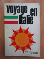 Anticariat: Voyage en Italie
