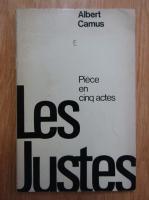 Albert Camus - Piece en cinq actes