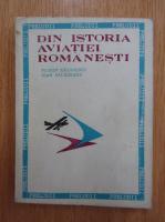 Anticariat: Florin Zaganescu, Ioan Salageanu - Din istoria aviatiei romanesti