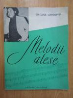Anticariat: George Grigoriu - Melodii alese
