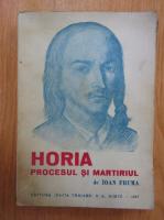 Anticariat: Ioan Fruma - Horia. Procesul si martiriul