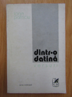 Anticariat: Ioan Patriciu - Dintr-o datina