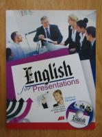 Anticariat: Marion Grussendorf - English for Presentations