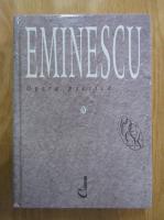 Anticariat: Mihai Eminescu - Opera poetica (volumul 4)