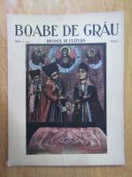 Anticariat: Revista Boabe de grau, anul V, nr. 2, 1934