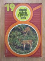 Almanahul vanatorului si pescarului sportiv 1981