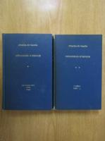 Anticariat: Charles de Gaulle - Memoires d'espoir (2 volume)