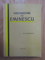 Anticariat: D. Murarasu - Nationalismul lui Eminescu