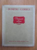 Dumitru Corbea - Versuri alese