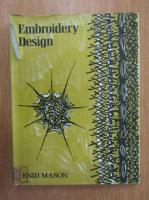 Enid Mason - Embroidery Design