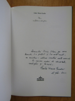 Anticariat: Galia Maria Gruder - Flor. Un fluture cutezator (cu autograful autoarei)