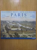 Anticariat: George Sinclair - Historic Maps and Views of Paris