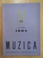 Anticariat: Revista Muzica, anul XIV, nr. 5-6, mai-iunie 1964
