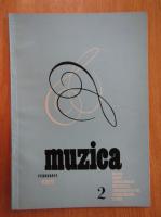 Anticariat: Revista Muzica, anul XV, nr. 2, februarie 1965