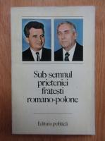 Anticariat: Sub semnul prieteniei fratesti romano-polone