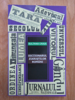 Sultana Craia - Dictionarul ziaristilor romani
