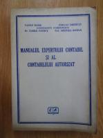 Vasile Darie, Emilian Drehuta - Manualul expertului contabil si al contabilului
